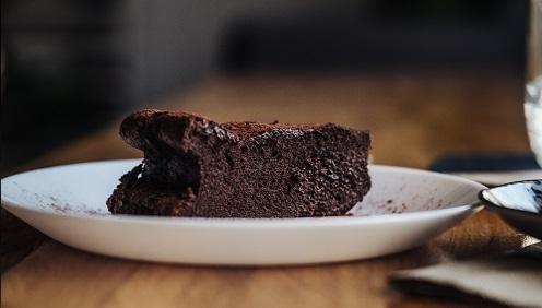 Fit brownie z czerwonej fasoli