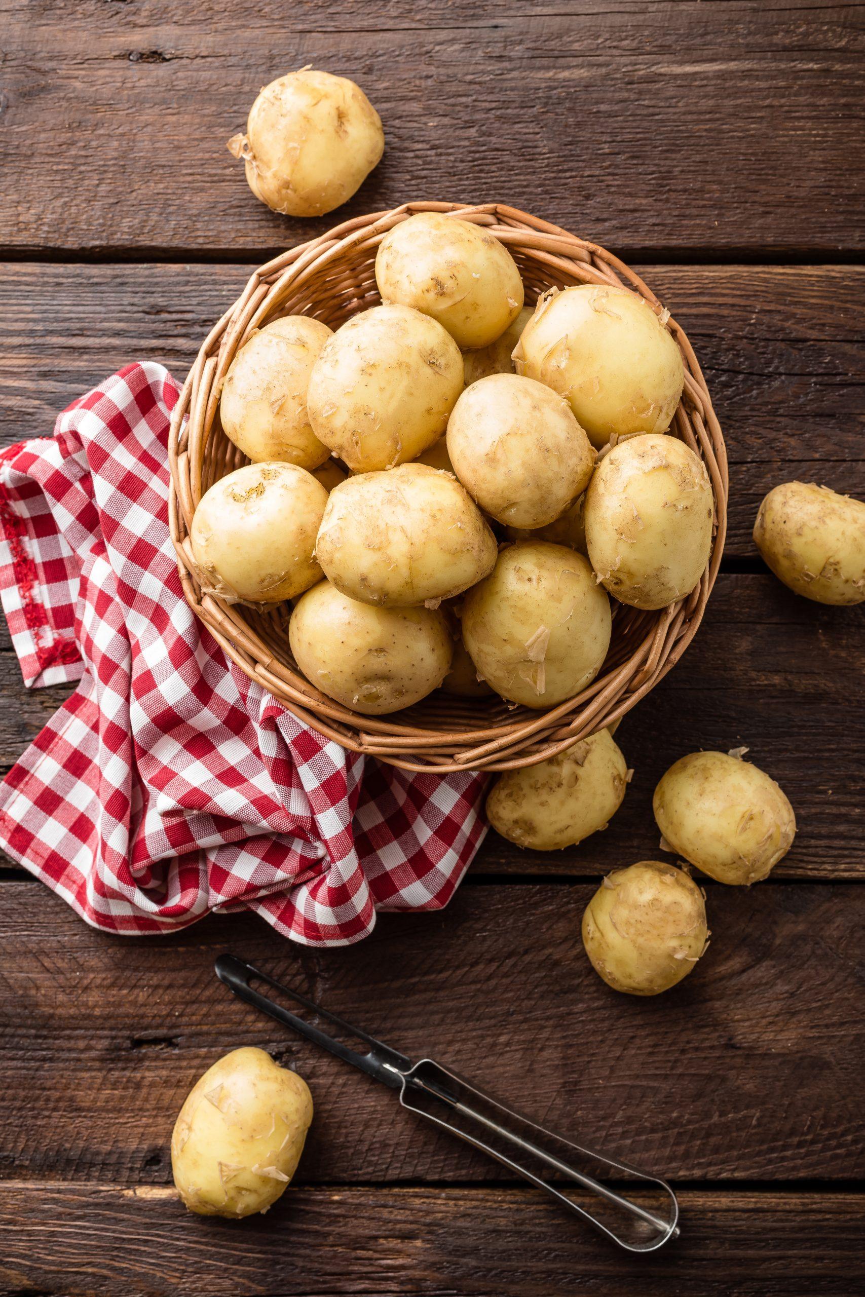 Ziemniaki tuczą
