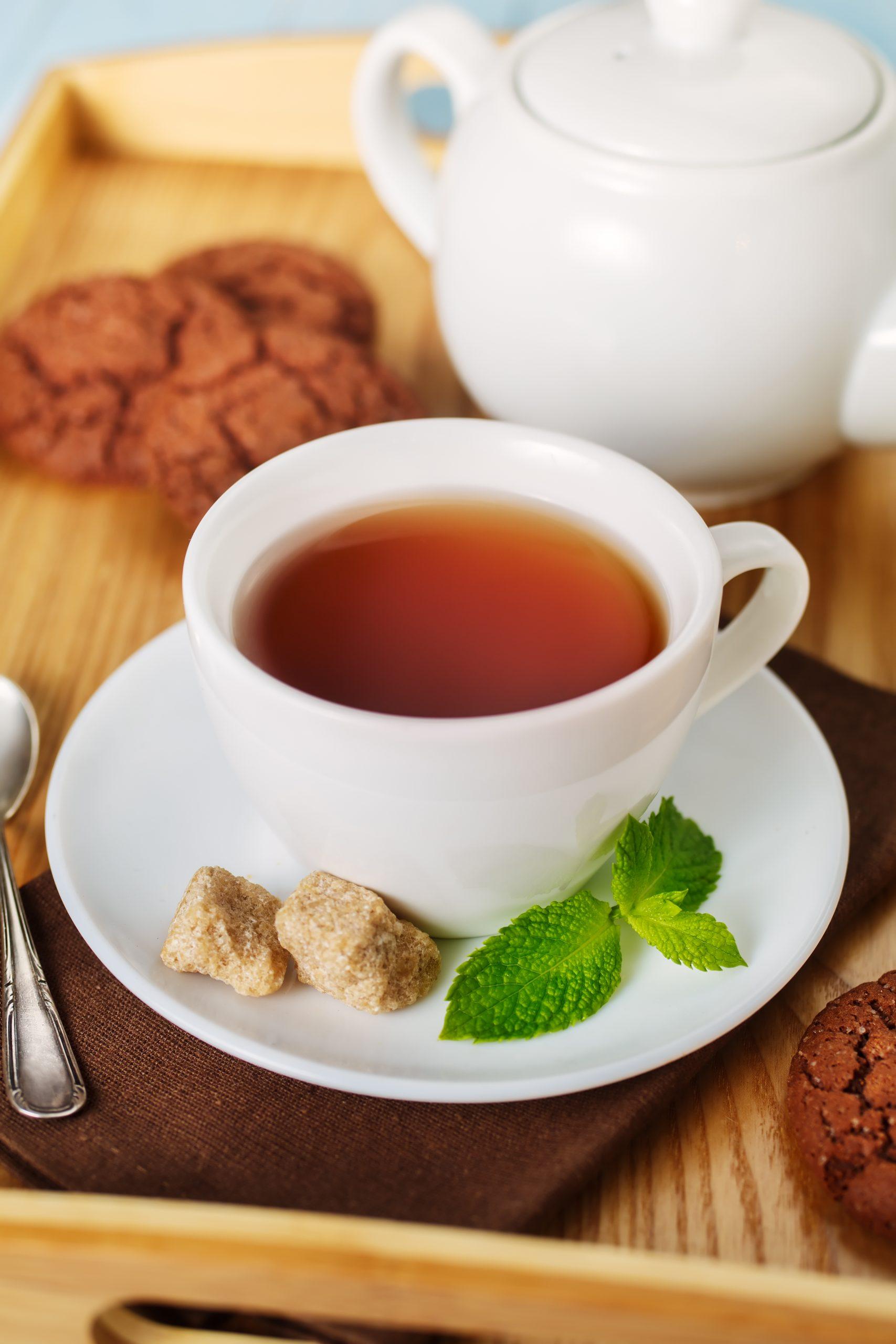 Czy herbata odwadnia